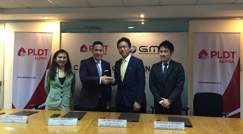 GMSとフィリピン通信会社のPLDT、フィリピン全土へのIoTサービス提供へ向け業務提携