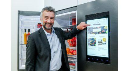 サムスンとイタリア食材店イータリー、スマート冷蔵庫「Family Hub」で提携