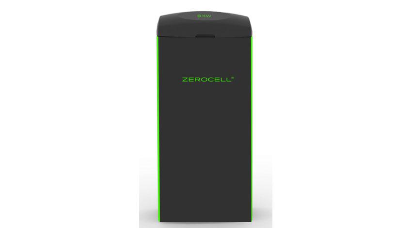 HOUZE、スマートエネルギー貯蔵アプライアンスの「ZEROCELL」をユーロニクス・インターナショナルの店舗で紹介