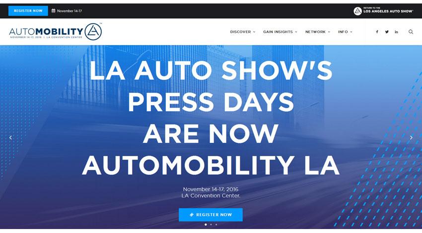 オートモビリティーLAの新興自動車企業トップ10に自動運転車両向けハイテク企業も