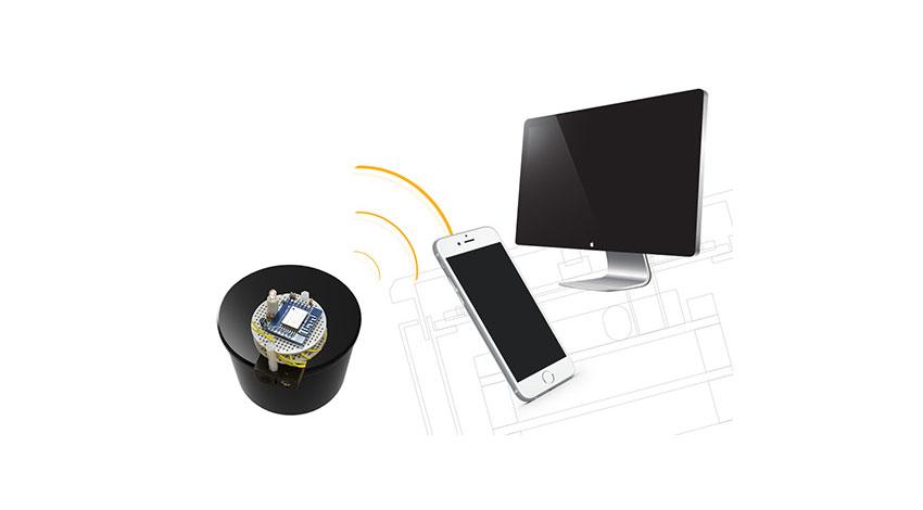 ゆめみ、クラウドと連携するIoTボタン「Smart button」を開発