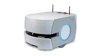 オムロン、AI搭載の自動搬送ロボット「モバイルロボットLD」発売