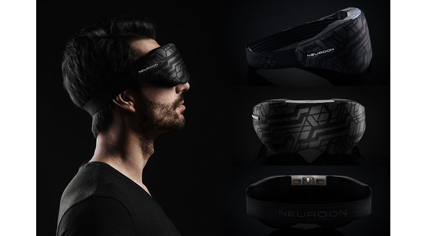 Inteliclinic、睡眠の質を向上させるスマート睡眠アイマスク「Neuroon(ニューローン)」発売
