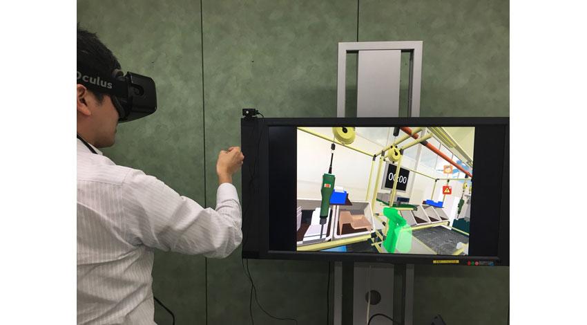 NEC、VR空間を個別構築しヘッドマウントディスプレイなどとセットで提供する「法人VRソリューション」の販売を開始