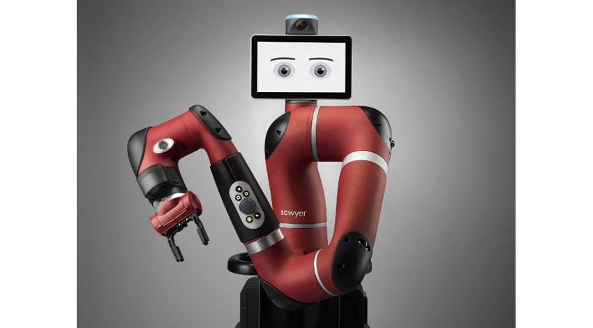 リシンク・ロボティクス、研究・教育市場に向けロボット「ソイヤー(Sawyer)」を発表