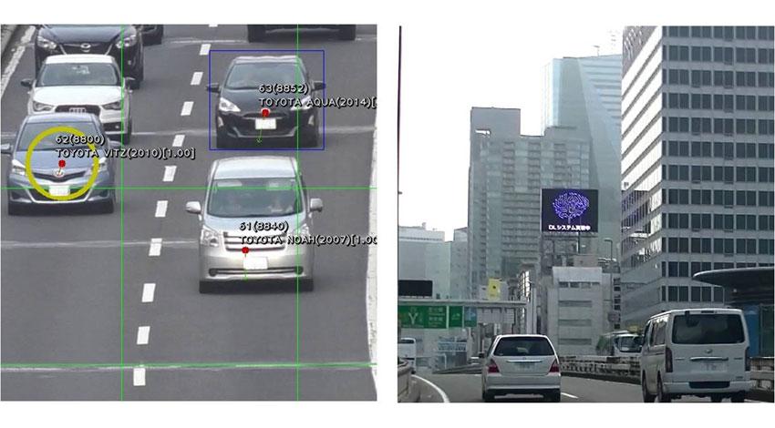 クラウディアンなど、AIを活用し走行車種へターゲット広告を配信