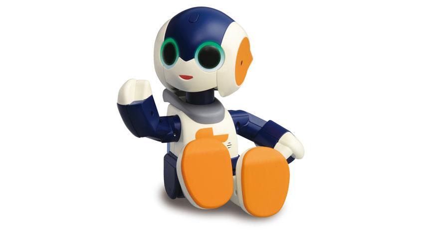 タカラトミー、仲良し度UP機能搭載トークロボット「もっとなかよしRobi jr.」発売