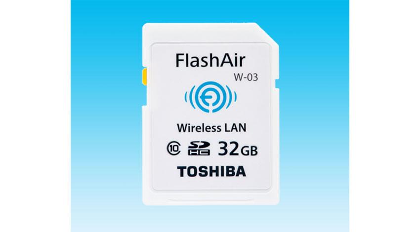 東芝、「FlashAir」のIoT用途向けWebサービス「FlashAir IoT Hub」のベータ版提供開始