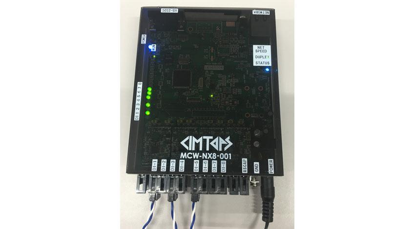 シムトップス、どんなメーカーのどんな古い既存の機械設備も簡単にIoT化できる「MC-Web CONTROLLER」提供開始