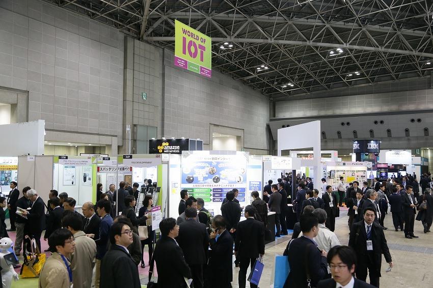 WORLD OF IOT、IoTキープレイヤー30社以上が新規出展、規模を拡大して開催[PR]