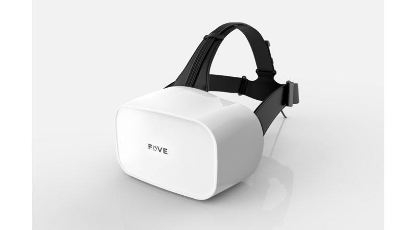 FOVE、視線追跡型VRヘッドセット「FOVE 0」先行予約開始
