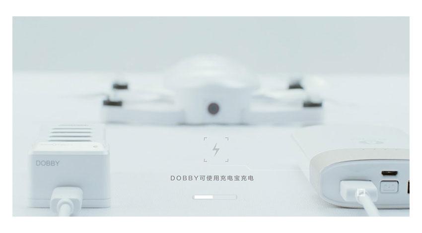 ZEROTECH、199gのポケットサイズのセルフィードローン「DOBBY」が日本上陸