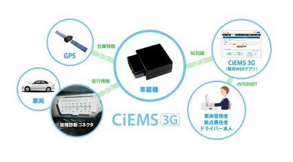スマートバリュー、企業の交通事故課題をM2M/IoT技術で解決する「CiEMS 3G」が1年間で契約台数倍増