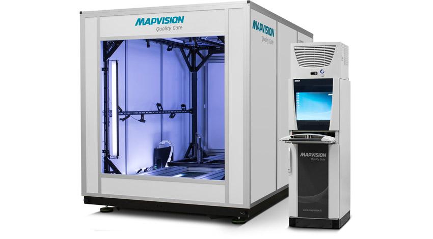 ミツトヨ、自動車産業向け100%全数×100%全項目のインライン検査システム「Mapvision Quality Gateシリーズ」を発売