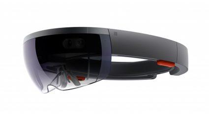 マイクロソフト、HoloLens のプレオーダーを開始