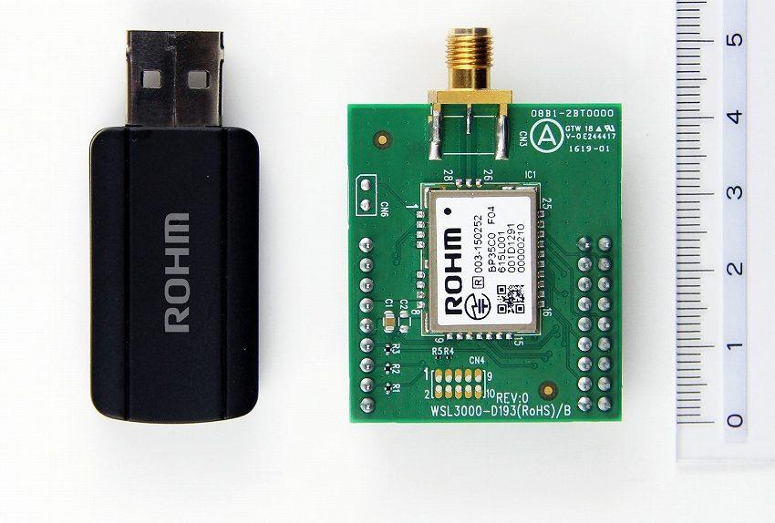 ローム、IoTに最適、「Wi-SUN」対応最新モジュールのインターネット販売を開始