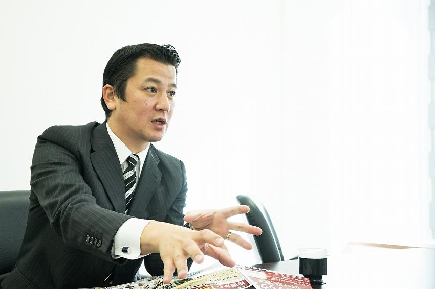 リード エグジビジョン ジャパン株式会社 ロボ デックス事務局長 前園 雄飛氏