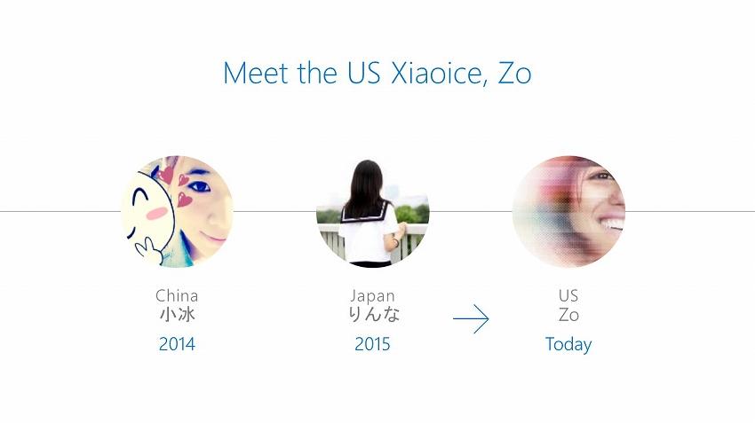 マイクロソフトの AI ビジョン、長年の研究活動に根ざし、会話にフォーカス