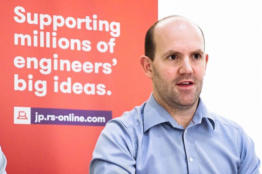 産業用にも広がるRaspberry Pi、開発者Eben Upton氏 来日インタビュー