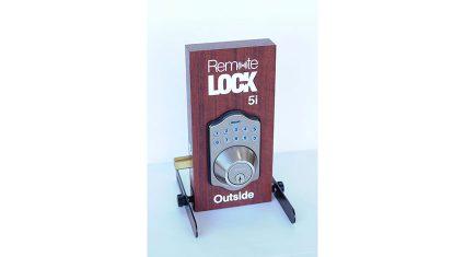 構造計画研究所、Wi-Fi型スマートロック「RemoteLock」日本で販売開始