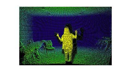 日立LGデータストレージ、人検知センサー3D ToFモーションセンサー「HLS-LFOM1」販売開始
