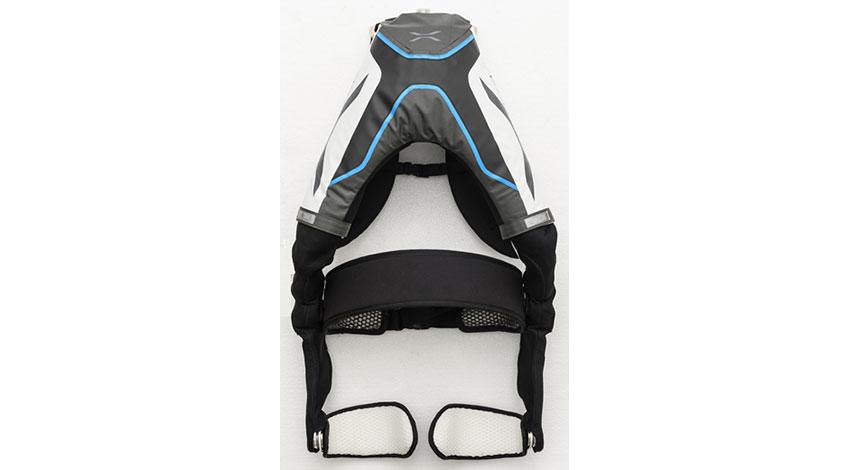 イノフィス、「腰補助用 マッスルスーツ 新型スタンドアローン」を発売