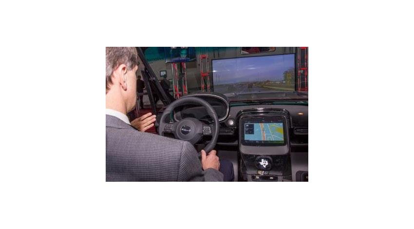 テキサス・インスツルメンツ(TI)、ドライバー体験を豊かにする4つの技術トレンド