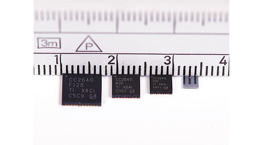テキサス・インスツルメンツ(TI)、Bluetooth low energy製品ポートフォリオを拡張、より大容量のメモリ、Bluetooth 5との互換性や車載規格の認定などを提供する新型デバイスを発表