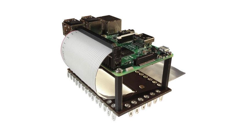 アールエスコンポーネンツ、「Raspberry Pi 用タグボード」の販売を開始