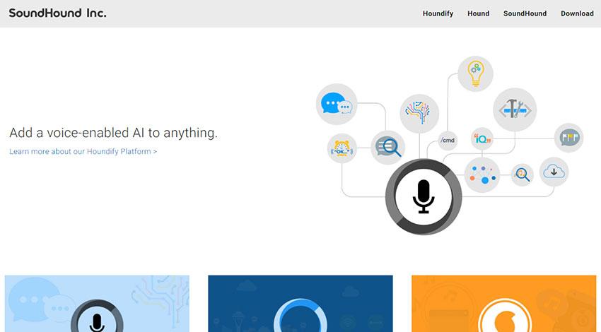 SoundHoundが7500万ドルの資金調達を実施、サムスン・NVIDIA・野村ホールディングス・損害保険ジャパン日本興亜・リクルートなどの投資家を迎えHoundify AI プラットフォームのグローバル展開を加速