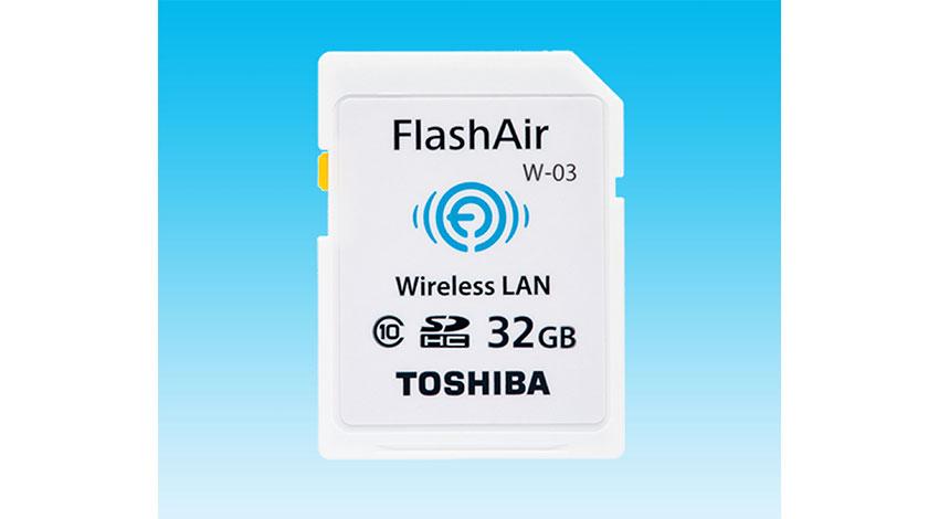 東芝、無線LAN搭載SDメモリカード「FlashAir」のIoT用途向けWebサービス「FlashAir IoT Hub」のAPIを公開