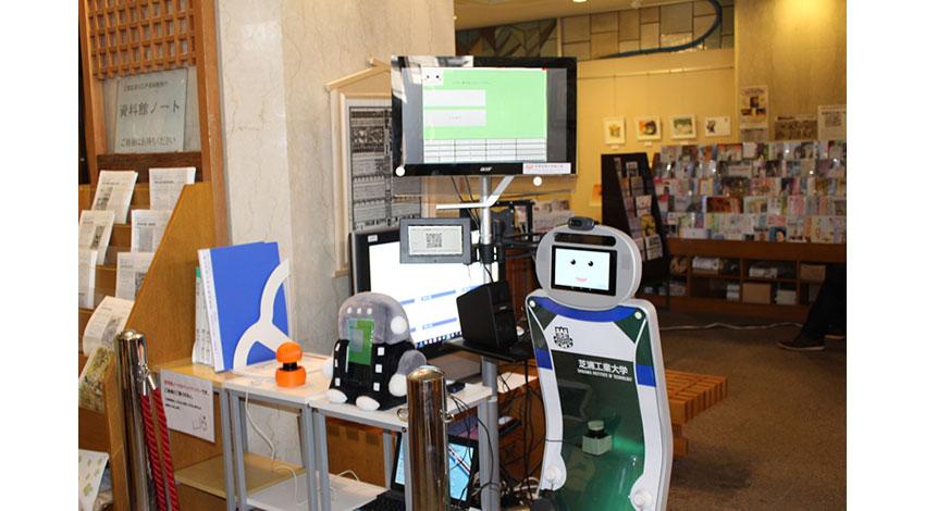 芝浦工業大学と産業技術大学院大学、汎用ネットワークでリアルタイムに接続し、複数種のロボットを連携させる基礎実験に成功