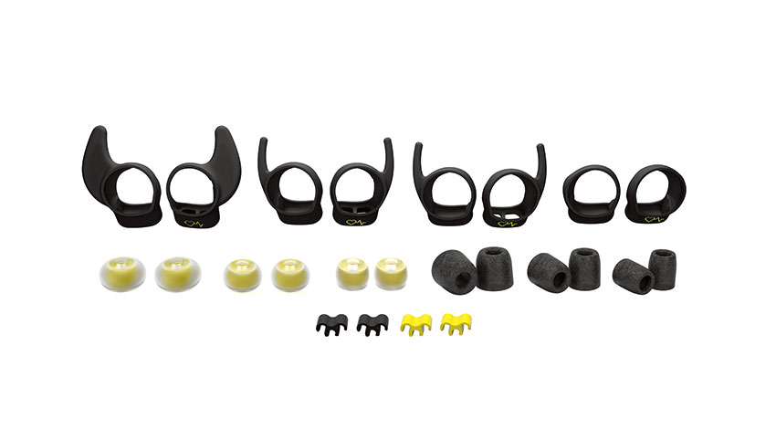Jabra、フィットネステスト機能搭載のワイヤレス・スポーツイヤホン販売