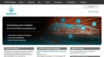 GENIVIアライアンスとOpen Connectivity Foundation、車載コネクティビティーのオープン規格で提携