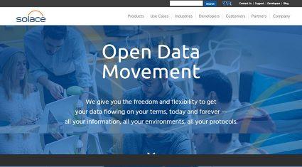 Solace、ビッグデータ移動を統一する新コンセプト「Open Data Movement」を発表