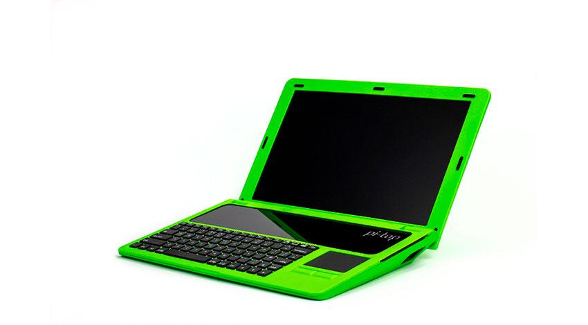 アールエスコンポーネンツ、Raspberry Pi専用のノートPC自作キット「pi-top」を販売開始