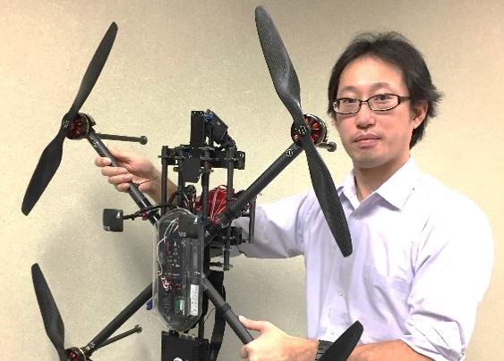 ドローンで撮影したデータや飛行の管理が簡単にできる「Smart at drone」 -エムソリューションズインタビュー