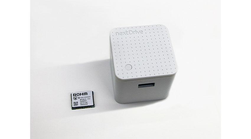 NextDrive、ローム製Wi-SUNモジュール搭載のIoTゲートウェイ「NextDrive Wi-SUN Cube」発売