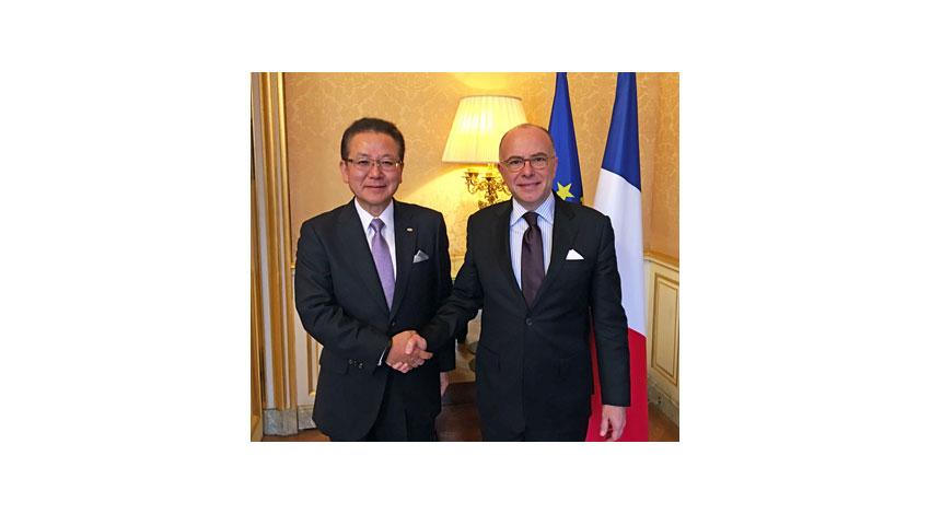 富士通、フランスのデジタル革新に5,000万ユーロ(約60億円)以上を投資