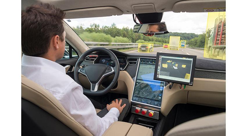 ボッシュ、クルマが自ら学習し適切なアクションをとる、AIを搭載した自動運転用のオンボードコンピューターを発表