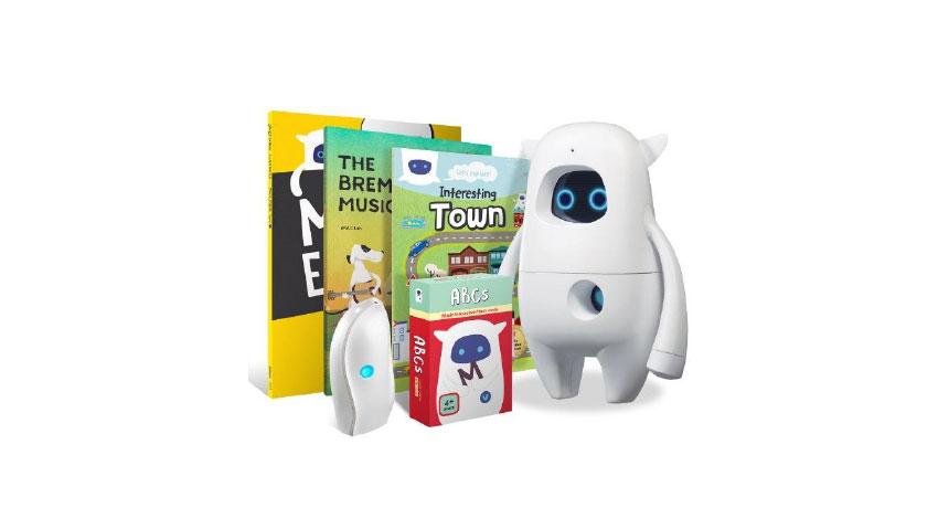 ソフトバンク コマース&サービス、英語の勉強が楽しくなるAIロボット「Musio X」発売