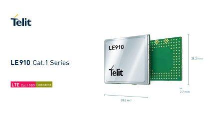 TelitのCat.1 LTEモジュール、NTTドコモの相互接続性試験を完了