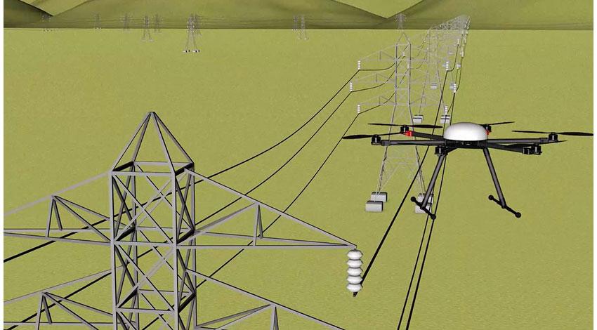 東電とゼンリン、「ドローンハイウェイ構想」の実現に向け業務提携