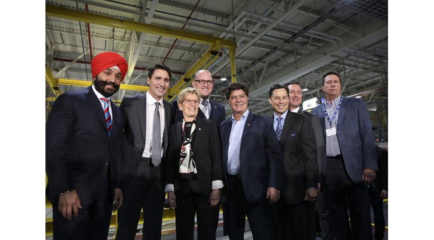 フォードがカナダ・オンタリオ州に840億円超を投資、ウインザーのエンジン工場で最新エンジン製造とコネクテッドカー関連技術の研究開発拠点を新設