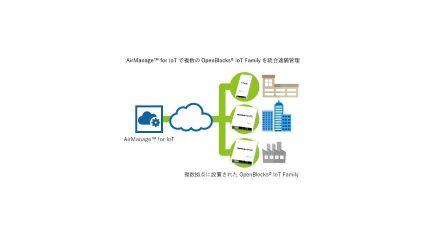 ぷらっとホーム、SaaS型IoTゲートウェイ統合遠隔管理サービス「AirManage for IoT」正式サービス提供開始