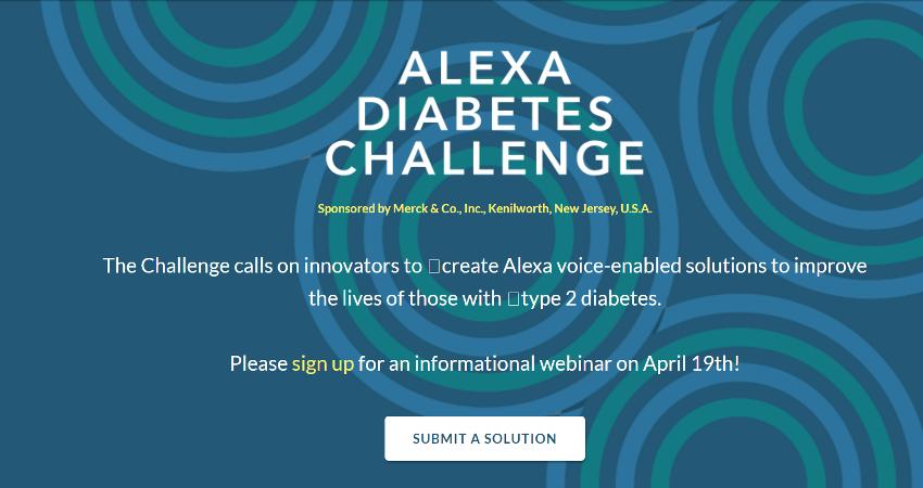 アレクサを糖尿病管理用のmヘルスツールにするチャレンジ