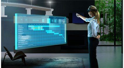 マイクロソフトと小柳建設、「Microsoft HoloLens」を活用したプロジェクト「Holostruction」の推進で連携