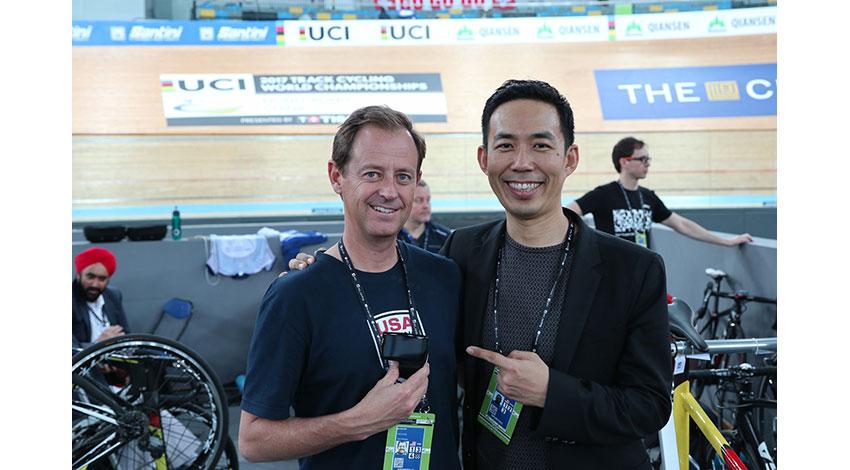 LEOMO、USA Cyclingとの提携を発表