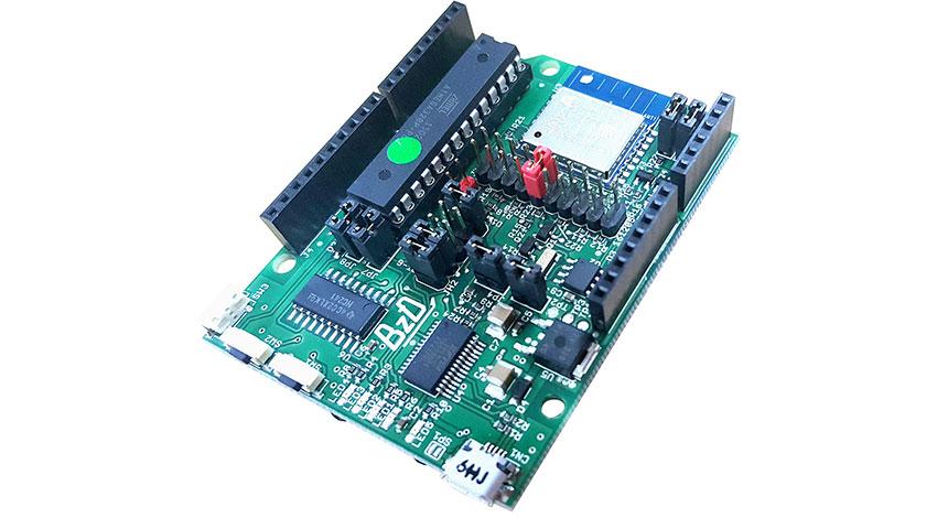 ビズライト・テクノロジー、Wi-FiとRTCを搭載したArduino互換ボード「BiZduino」発売