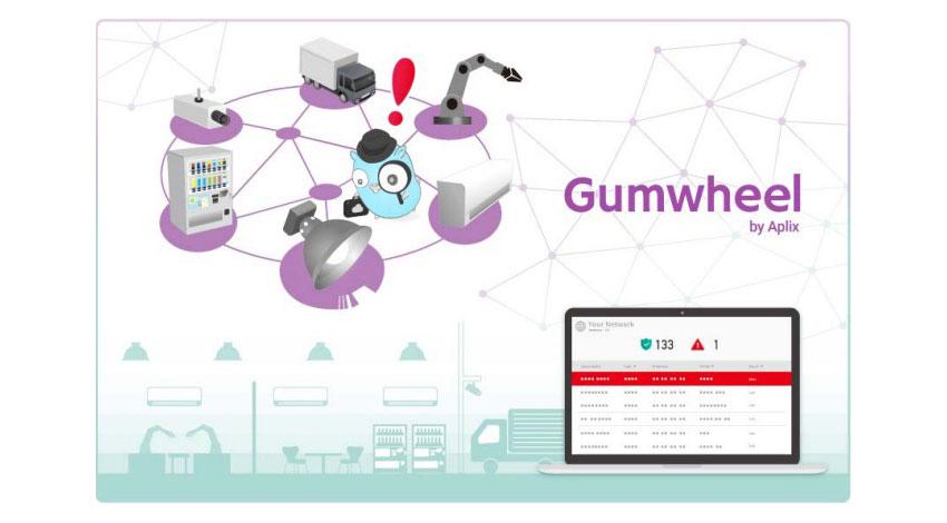 アプリックス、IoTセキュリティスキャナー「Gumwheel」提供開始